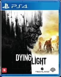 Jogo Dying Light - Good Night - Playstation 4 - Warner Bros Interactive Entertainment