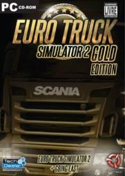 Jogo Euro Truck Simulator 2 Gold Edition Tech Dealer - Pc