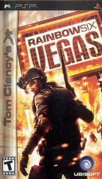 Jogo Rainbow Six Vegas - Psp - Ubisoft