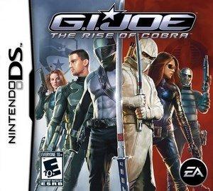 Jogo G.i. Joe: The Rise Of Cobra - Nds - Ea Games