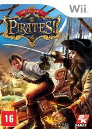 Jogo Sid Meiers Pirates! - Wii - 2k Games