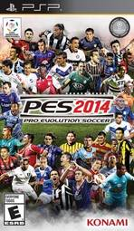 Jogo Pes 2014 - Psp - Konami