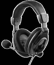 Fone de Ouvido Headset Gamer Ear Force Px24 Turtle Beach