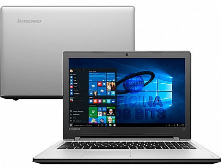 Notebook - Lenovo 80rs0008br I5-6200u 2.30ghz 8gb 1tb Intel Hd Graphics 520 Windows 10 Ideapad 300 15,6