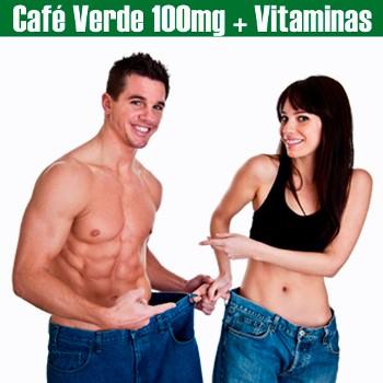 Botânica Tupã Café Verde C/ Vitamina 60 Cápsulas