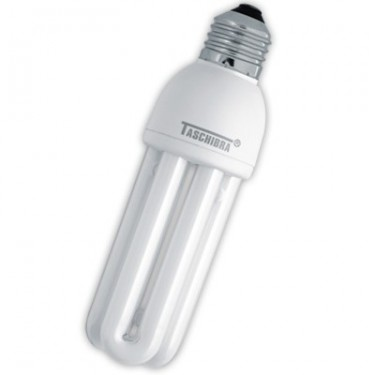 Lâmpada Taschibra Fluorescente 3u 15w 6400k 127v - 7897079017977