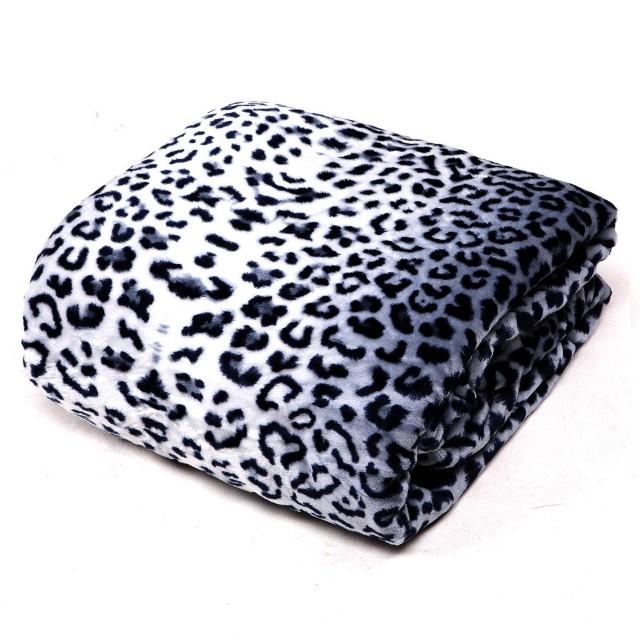 Cobertor Solteiro Microfibra Estampado Patrícia Foster