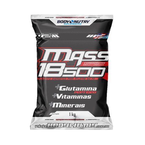 Mass 18500 Anticatabolic 3kg Body Nutry