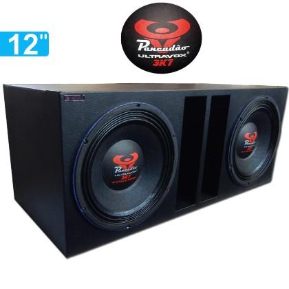 Caixa Selada Ultravox 370 W Rms - Pancadão3k7