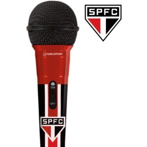 Microfone Cardióide São Paulo Mic-spo-10 Waldman