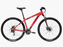 Bicicleta Trek Bikes Marlin 5 T17.5 Aro 29 Susp. Dianteira 21 Marchas - Vermelho