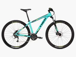Bicicleta Trek Bikes Marlin 7 T21.5 Aro 29 Susp. Dianteira 27 Marchas - Azul