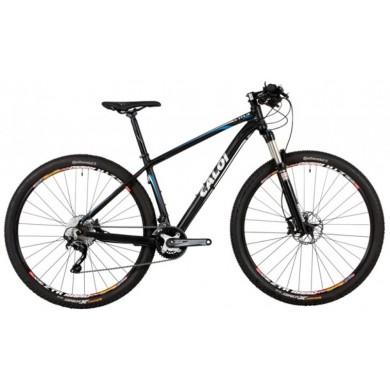 Bicicleta Caloi Vitus Aro 29 Susp. Dianteira 20 Marchas - Preto