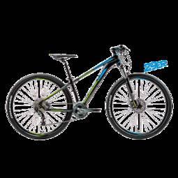 Bicicleta Groove Ska 90 T17 Aro 29 Susp. Dianteira 27 Marchas - Preto