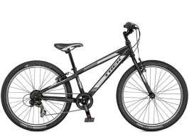 Bicicleta Trek Bikes Mt 200 Aro 24 Rígida 7 Marchas - Preto