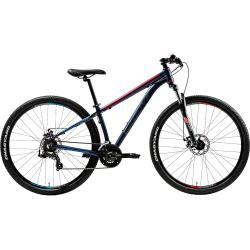 Bicicleta Groove Hype 50 T17 Aro 29 Susp. Dianteira 21 Marchas - Azul/preto