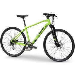 Bicicleta Trek Bikes 8.3 Ds T21 Aro 700 Susp. Dianteira 24 Marchas - Verde