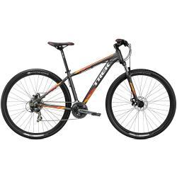 Bicicleta Trek Bikes Marlin 5 T15.5 Aro 29 Susp. Dianteira 21 Marchas - Cinza/laranja