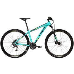 Bicicleta Trek Bikes Marlin 7 T21.5 Aro 29 Susp. Dianteira 27 Marchas - Verde
