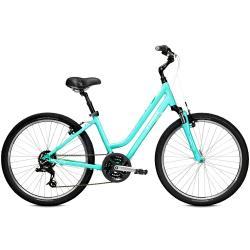 Bicicleta Trek Bikes Shift 2 T16.5 Aro 26 Susp. Dianteira 21 Marchas - Azul