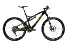 Bicicleta Corratec Inside Link Aro 27,5 Full Suspensão 22 Marchas - Preto