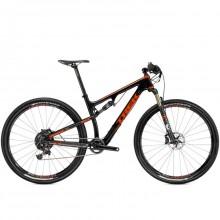 Bicicleta Trek Bikes Superfly Fs 9.8 T19 Aro 29 Full Suspensão 11 Marchas - Preto/vermelho