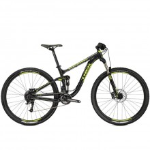 Bicicleta Trek Bikes Fuel Ex 5 T17.5 Aro 29 Susp. Dianteira 20 Marchas - Preto
