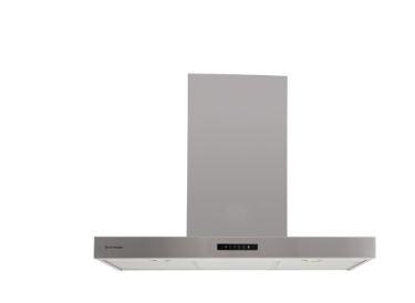 Coifa de Ilha Elettromec 90 Cm Milano Inox - 110v