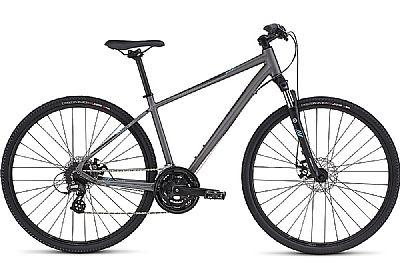 Bicicleta Specialized Ariel Tm Aro 700 Susp. Dianteira 24 Marchas - Cinza
