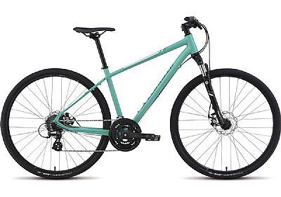 Bicicleta Specialized Ariel Tp Aro 700 Susp. Dianteira 24 Marchas - Verde