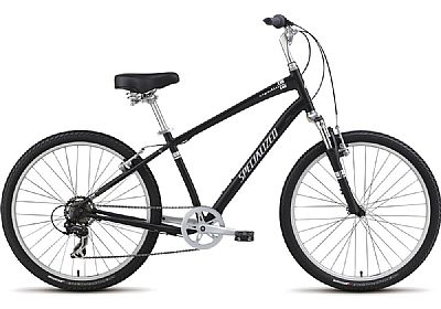 Bicicleta Specialized Expedition Tm Aro 26 Susp. Dianteira 7 Marchas - Preto