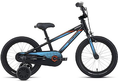 Bicicleta Specialized Hotrock Aro 16 Rígida - Azul/preto