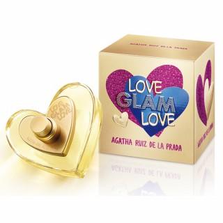 Perfume Love Glam Love Agatha Ruiz de La Prada Eau de Toilette Feminino 80 Ml
