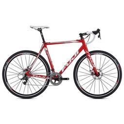 Bicicleta Fuji Cross 1.3 Tm Aro 27 Rígida - Vermelho