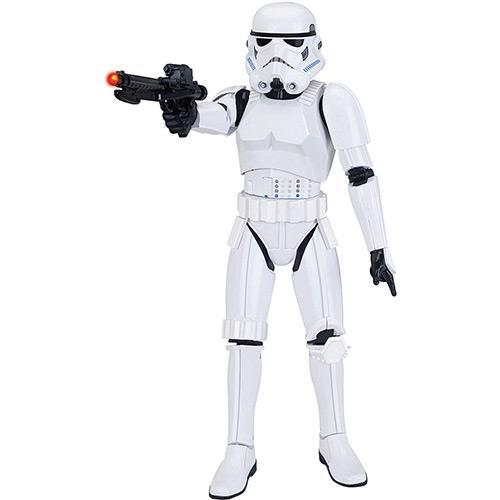 Boneco Interativo Stormtrooper Star Wars Toyng