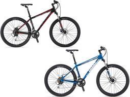 Bicicleta Realce Top Talon Aro 27,5 Susp. Dianteira - Preto/vermelho