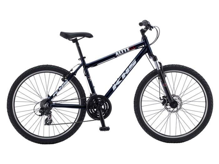 Bicicleta Khs Bike Alite 150 T17 Aro 26 Susp. Dianteira 21 Marchas - Preto