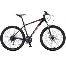 Bicicleta Khs Bike Alite 1000 Aro 26 Susp. Dianteira 9 Marchas - Preto