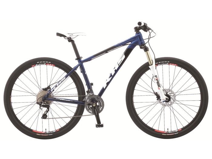 Bicicleta Khs Bike Tucson T15 Aro 29 Susp. Dianteira - Azul