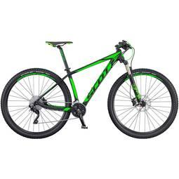 Bicicleta Scott Bikes Scale 950 Tm Aro 29 Susp. Dianteira 20 Marchas - Preto/verde