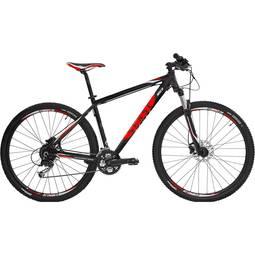 Bicicleta Sense Bike Impact Aro 29 Susp. Dianteira 27 Marchas - Preto/vermelho