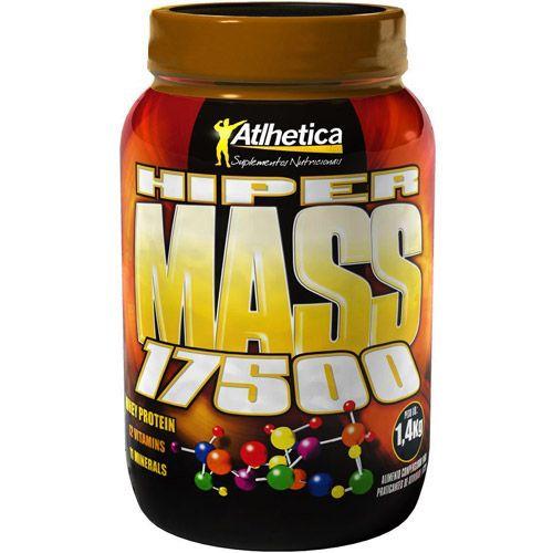 Hiper Mass 17500 1,4kg Morango Atlhetica Nutrition