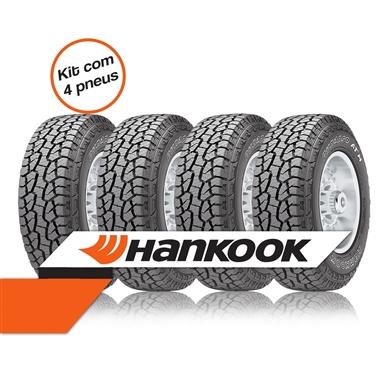Pneu Hankook Rf10 265/65 R17 112t - 4 Unidades