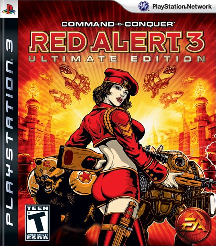 Jogo Command & Conquer: Red Alert 3 - Playstation 3 - Ea Games