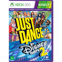 Jogo Just Dance: Disney Party - Xbox 360 - Ubisoft
