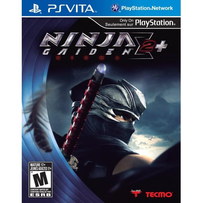 Jogo Ninja Gaiden Sigma 2 - Ps Vita - Tecmo Koei