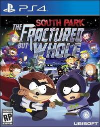 Jogo South Park: The Fractured But Whole - Playstation 4 - Ubisoft