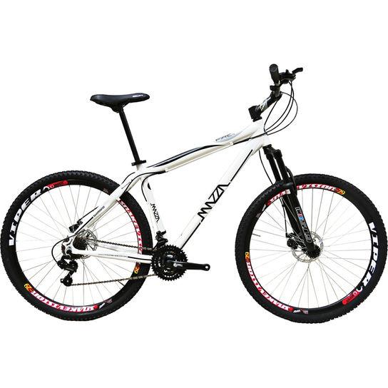 Bicicleta Mazza Fire 112 Disc H T19 Aro 29 Susp. Dianteira 30 Marchas - Branco