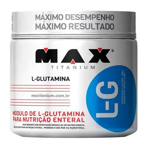 Glutamine Lg 150g Max Titanium
