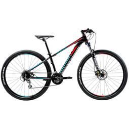 Bicicleta Groove Ska 50 302116 Aro 29 Susp. Dianteira 24 Marchas - Preto